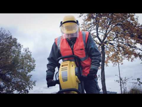 Atlas Copco Cobra PROi - first petrol breaker with electronic fuel injection