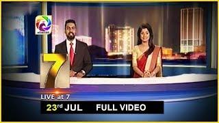 Live at 7 News – 2019.07.23