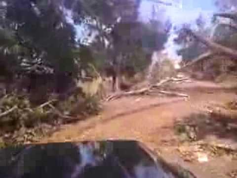 Typhoon Yolanda in Barotac Viejo, Iloilo