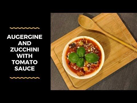 aubergine-(eggplant)-and-courgette-(zucchini)-with-tomato-sauce