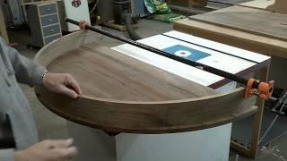 Pedestal Extension Table - Part 7
