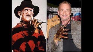 Актеры знаменитых фильмов ужасов без грима