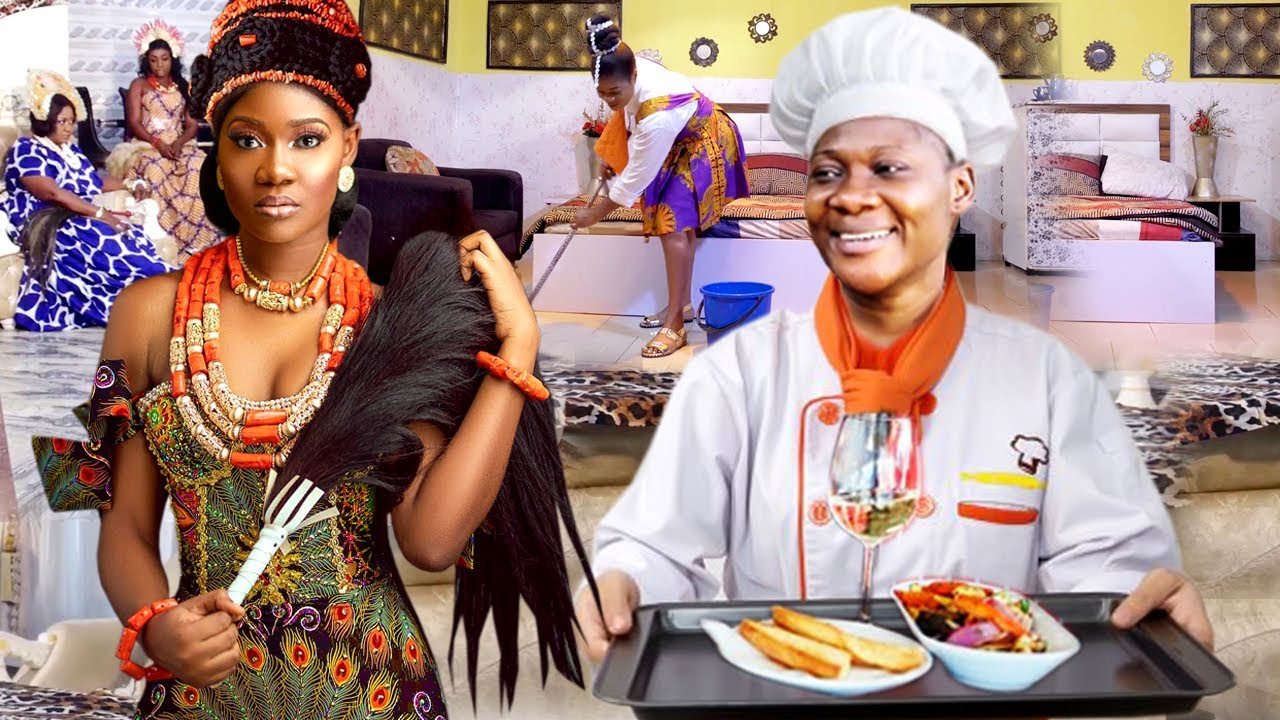 Download From Family Maid To A Palace Queen Full Movie - Mercy Johnson Latest Nigerian Nollywood Movie