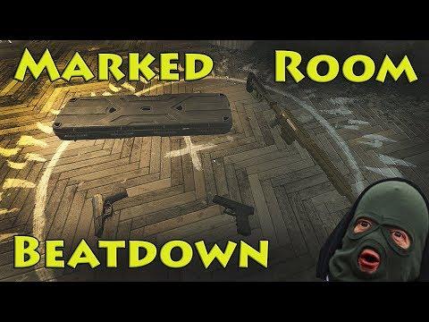 Marked Room Beatdown - Escape From Tarkov