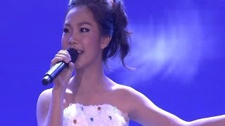 The Voice Kids Thailand - Final - ออย กุลจิรา - Let it go - 30 Mar 2014