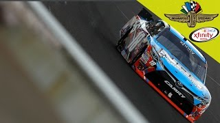 Kyle Busch wins the Lilly Diabetes 250