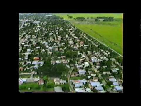 Aerial View of Clark Air Base Part #1.wmv