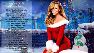 Mariah Carey Christmas Songs 2016  - Mariah Carey Christmas 2017