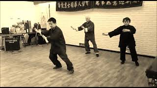 Kingston Chinese Association - Chinese New Year 2019 - Taichi