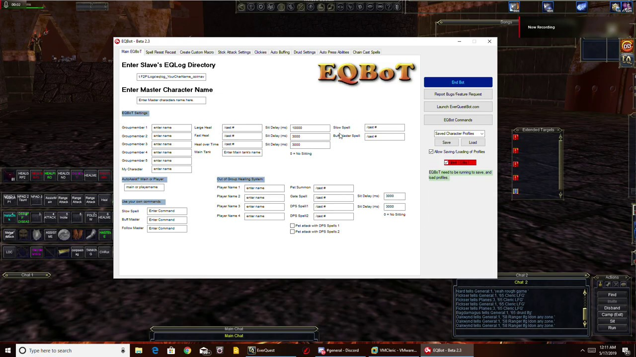 EverQuest Hacks, Cheats, Bots, MacroQuest2