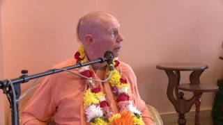 Sunday Program part10of10 Bhakti Caitanya Swami, ISKCON Riga