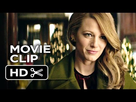 The Age of Adaline Movie CLIP - 27 Floors (2015) - Blake Lively, Harrison Ford Movie HD