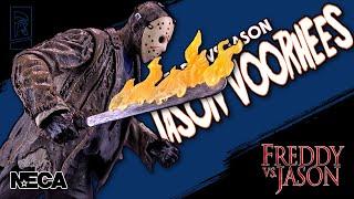 NECA Freddy Vs Jason Ultimate Jason Voorhees | Video Review HORROR