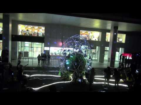 Earth Hour 2013 - B Roll 02: Asia (part 1)