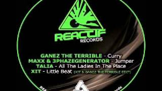 Reactif Records 04 - Ganez The Terrible - Curry (2011).avi