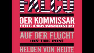 Falco - Der Kommissar (The Commissioner) (US 12'' Promo) (1983) FROM VINYL Thumbnail