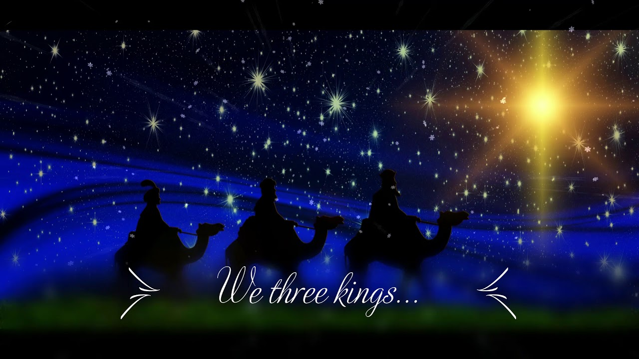 We Three kings of orient are Christmas Song - YouTube