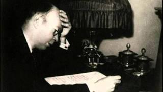 Prokofiev ~ Pushkin Waltz No. 2 ~ Allegro meditativo, Op. 120