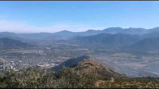 Cerro Melonina La Calera chile