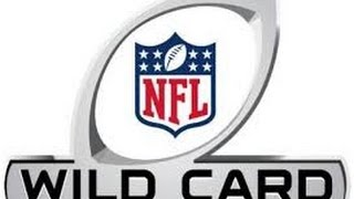2017 NFL Wild Card Playoff Predictions