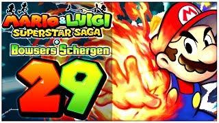Mario & Luigi: Superstar Saga + Bowsers Schergen Part 29: FEUERSPRINT an SEE & an LAND