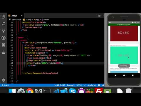 react native tutorial for beginners | Nikkies Tutorials