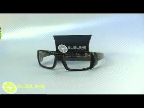 Sublime Optics GASCAN Polarized CLEAR Replacement Lenses for Oakley