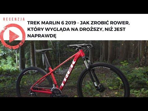 Trek Marlin 6 2019 - Jak zrobić rower, który wygląda na droższy, niż naprawdę jest
