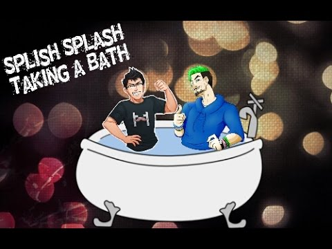 Splish Splash I Was Takin Bath >> Markiplier And Jacksepticeye Taking A Bath Youtube