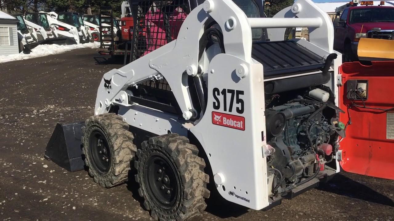 2011 Bobcat S175 Skid Steer Stock #426