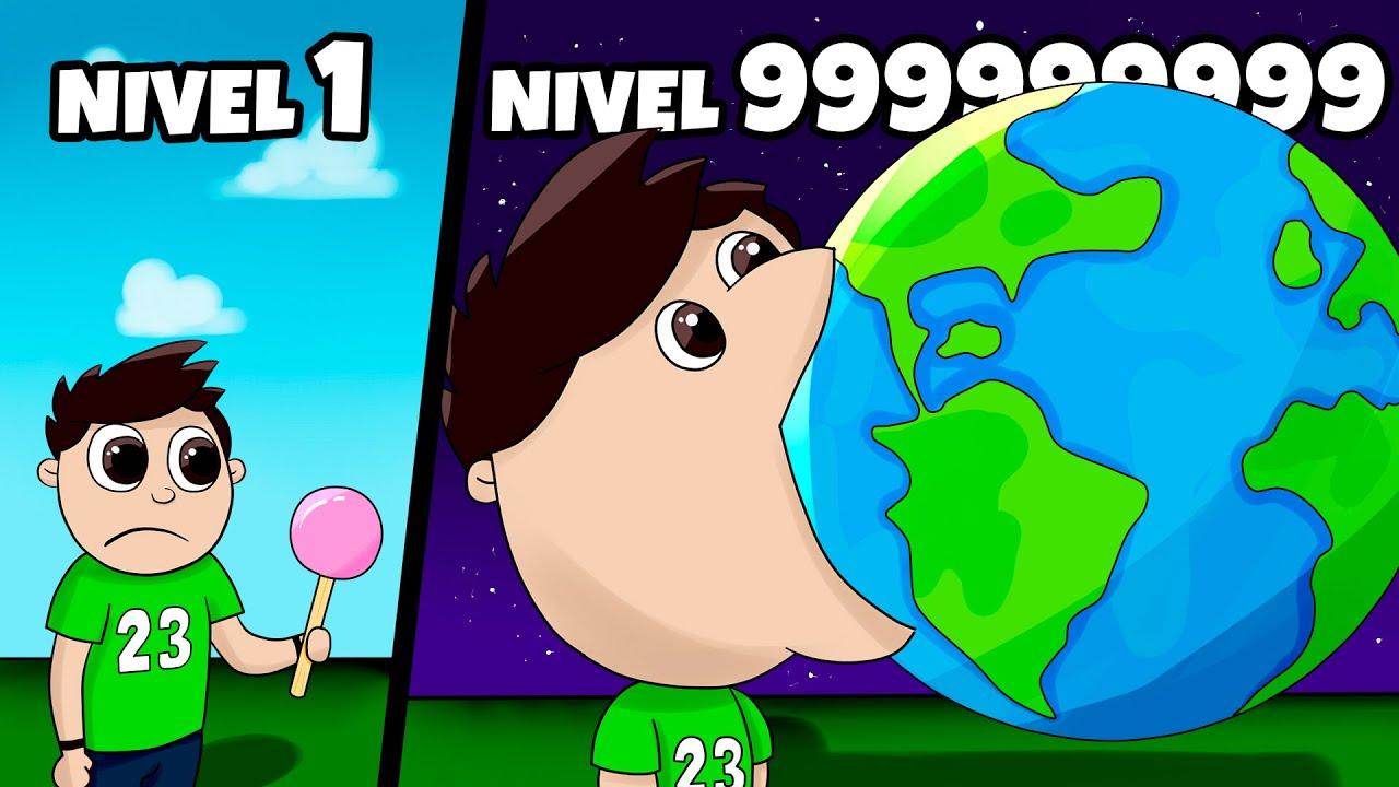 Download NOS COMEMOS un OBJETO de NIVEL 999,999,999 en ROBLOX !!