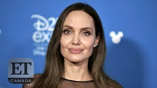 Angelina Jolie Talks Joining 'The Eternals' &