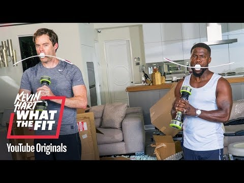 Supplemental Scenes | Kevin Hart: What The Fit | Laugh Out Loud Network