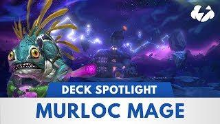 Murloc Mage Returns! | Deck Spotlight | Tempo Storm Hearthstone | [The Boomsday Project]