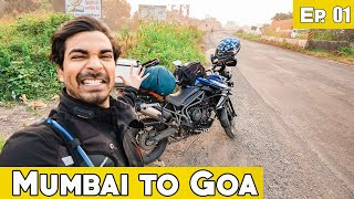 Tiger, Tiger Hai | Mumbai to Goa Ride
