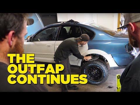 MUDDIES For Our Subaru