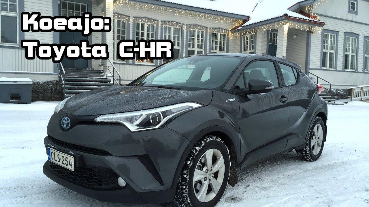 Toyota Chr Hybrid >> Koeajo Toyota C Hr Hybrid Active Edition