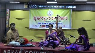 Sampoornam Foundation For Music and Arts.
