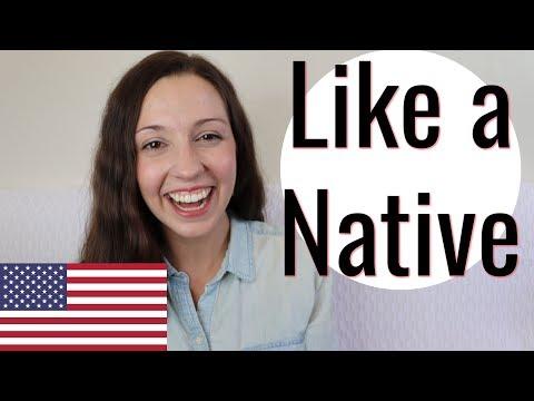 Learn English Like a Native