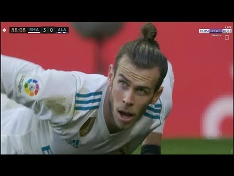Gareth Bale vs Deportivo Alaves Home (24/02/2018) 1080i
