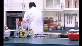 كيكة الزبادى – حلقات الباذنجان و البطاطس بحشو اللحمة – سجق نباتى #الشيف #الشيف_شربينى #cbcsofra