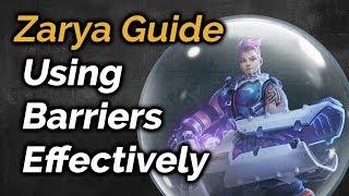 Gambar cover Using Zarya Barrier (Bubbles) Effectively - Overwatch Zarya Guide