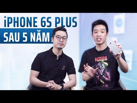 iPhone 6s Plus sau 5 năm: Vẫn ngon thế này cơ à?!