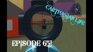 ROBLOX Apocalypse Rising CARTHANIAS LIFE | Episode 65
