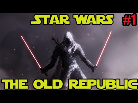 Sou um Sith! – Star Wars The Old Republic #1