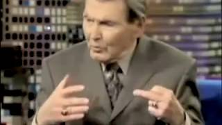 Video Tim LaHaye (Or His Demon) giving the Finger on TBN download MP3, 3GP, MP4, WEBM, AVI, FLV Oktober 2017
