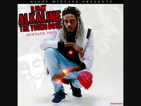 ALKALINE [VENDETTA] THE YOUNG BOSS DANCEHALL MIXTAPE AUGUST 2017 [RAW VERSION] 1876899-5643