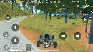 PUBG mobile  - Alan walker addition, on my way song in pubg radio