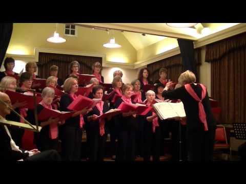 Macclesfield Mydel Ladies Choir ~ I Return To Music