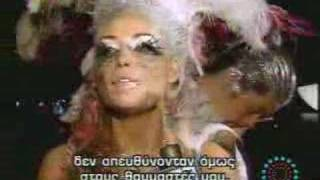 Silvia Night lowe greece and she will return in Eurovision